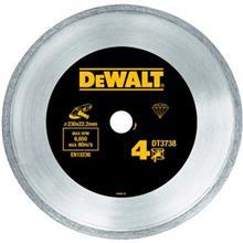 صفحه فرز برش الماسه ديوالت مدل DT3738 مخصوص کاشي