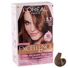 کيت رنگ مو لورآل شماره Excellence 5.3