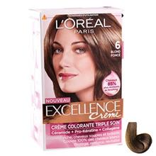 کيت رنگ مو لورآل شماره 6 Excellence
