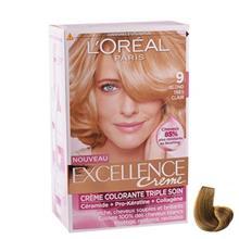کيت رنگ مو لورآل شماره 9 Excellence