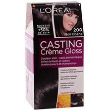 کيت رنگ مو لورآل شماره Casting Creme Gloss 200