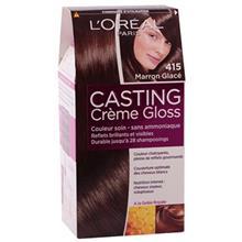 کيت رنگ مو لورآل شماره Casting Creme Gloss 415
