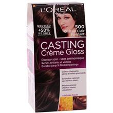 کيت رنگ مو لورآل شماره Casting Creme Gloss 500