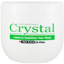 Crystal Leave in Stabilizer Hair Mask 500ml
