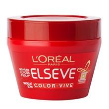 ماسک موي رنگ شده لورآل Elseve مدل Color Vive حجم 300 ميلي ليتر