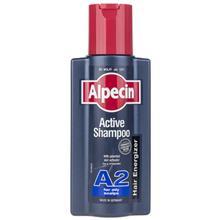 شامپو آلپسين مدل A2 Active حجم 250 ميلي ليتر