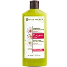 Yves Rocher Color-Protection And Radiance Shampoo 300ml