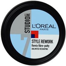 واکس مو لورآل سري Studio Line مدل Style Rework Remix حجم 150 ميلي ليتر