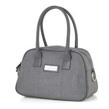 کیف دستی چرم خاکستری الیور وبر مدل Handbag Call Shopper grey