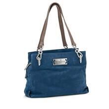 کیف دستی الیور وبر مدل آسمان Handbag Easy leather blue