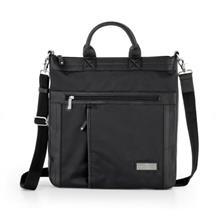 کیف دستی چرم مشکی الیور وبر مدل فان کریر Handbag Fun Carrier black