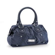 کیف دستی چرم الیور وبر مدل پرایم آبی Handbag Prime blue