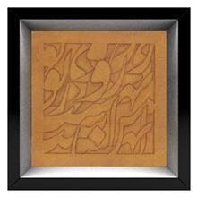 تابلو خوشنویسی گالری آثار هنر امروز طرح روی تو بهشت من است کد 9133