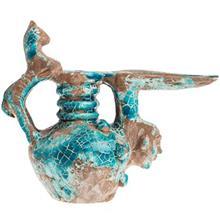 قوری پیه سوز سفالی کارگاه ایران باستان