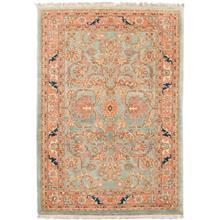فرش دستبافت شش متري کد 101912
