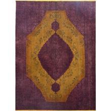 فرش دستبافت رنگ شده شش متري کد 253562
