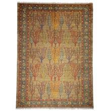 فرش دستبافت چهار متري کد 112013