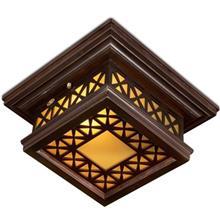 چراغ سقفي دارکار مدل توپاز کوچک کد 308