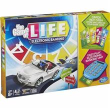 بازي فکري هاسبرو مدل The Game Of Life Electronic Banking