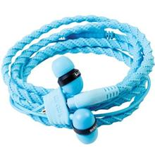 Wraps Talk Lagoon Wristband Headphones