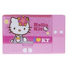 جامدادی مکانیکی مدل Hello Kitty طرح 1