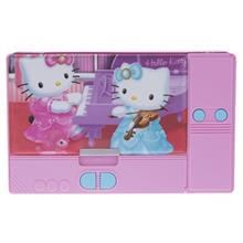 جامدادی مکانیکی مدل Hello Kitty طرح 2