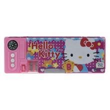 جامدادی مکانیکی مدل Hello Kitty - با قطب نما