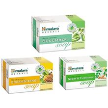 Himalaya 4 Series Soap Pack Of 3