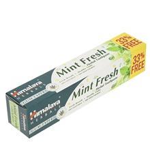 خمير دندان گياهي هيماليا مدل Mint Fresh حجم 100 ميلي ليتر
