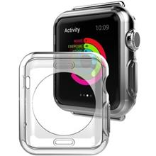 Hoco Ultra Slim TPU Cover For Apple Watch - 42mm