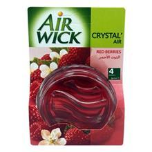 خوشبوکننده هوا ایرویک کریستال قرمز 21 میلی لیتری