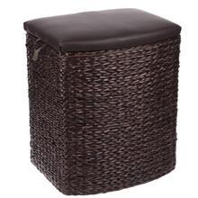 Saha Leather 150505 Laundry Baskets Size Large
