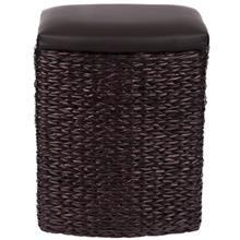 Saha Leather 150505 Laundry Baskets Size Medium