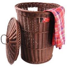 Zibasazan Shemshad Weave Clothes Basket