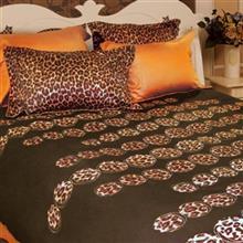 Laico Vivana Youz 2 Persons 6 Pieces Elastic 180 Satin Bedsheet Set