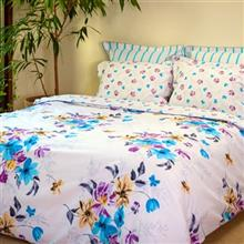 Laico Vivana Aramesh1 1 Person 4 Pieces Elastic 90 BedSheet Set