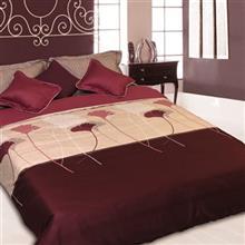Laico Vivana Super Elastic 160 Parak 2 Persons 4 Pieces Bedsheet Set