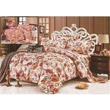 Carina 15 1 Person 4 Pieces Bedsheet