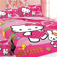Carina Hello Kitty4 1 Person 4 Pieces Bedsheet