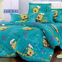 Carina SpongeBob1 1 Person 4 Pieces Bedsheet