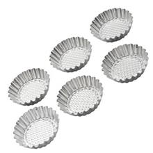 Pedrini Dolci Tart Pan 03GD217 Pack Of 6