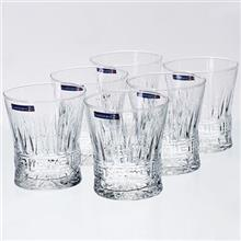 Luminarc Acropolis H2554 6-Pieces Glass Set