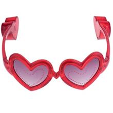 Goodmark LED Eyeglasses Hearts 340448 Party Tools