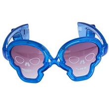 Goodmark LED Eyeglasses Skulls 340152 Party Tools