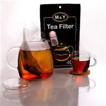 فیلتر چای ام اند وای - بسته 40 عددی