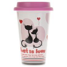 Ceramic Cup Cat Mug