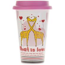 Ceramic Cup Giraffe Mug