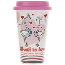 Ceramic Cup Swan Mug