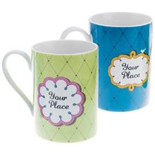 Multiplechoice My Place 20309 Mug Pack Of 2