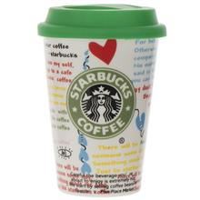 Starbucks Lovely Quotes Mug